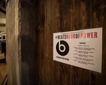 Beats in Berlin – Das schweitreibende Workout mit Steven Wilson im Soho House