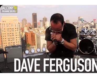 Videotipp: DAVE FERGUSON – KRYPTONITE (BalconyTV)