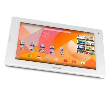 Aldi-Tablet Medion Lifetab P8912 auch als Fernbedienung