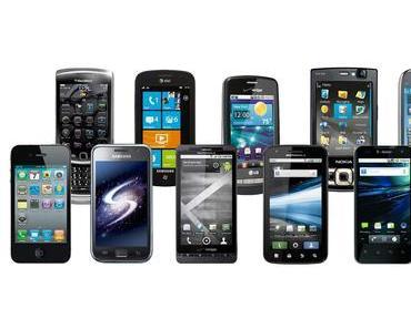 Der Markt für Smartphones in Westeuropa