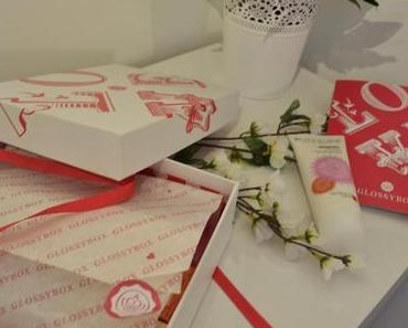 Glossybox Valentinesday