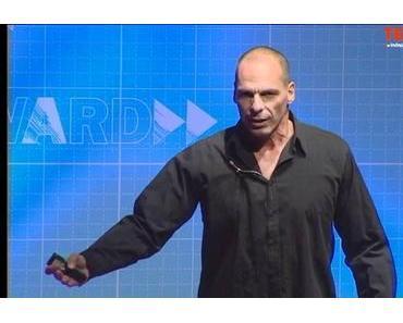 Zocker Varoufakis treibt es mit seinem Brief auf die Spitze