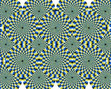 Optische Täuschung - Ist das alles nur Illusion ?