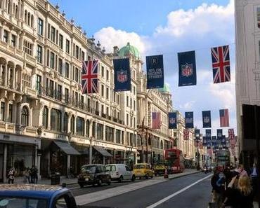 [explores...] London: 4-Days Shopping Trip