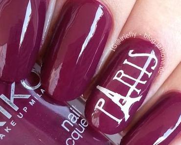 "[Nails] Kiko ""496 Imperial Purple"""