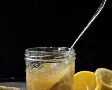 Zitronen-Ingwer-Marmelade