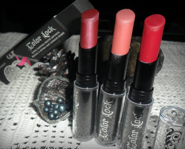 A butterfly: Review bhcosmetics Color Lock Long Lasting Matte Lipsticks