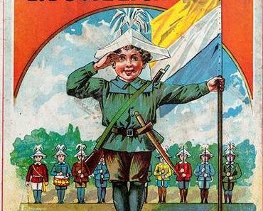 Der Krieg beginnt: Stimmen aus dem Sommer 1914 als Audiofile auf unserem Blog