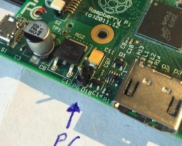 Raspberry Pi: Wie kann ein Hardware-Reset-Taster eingebaut werden?