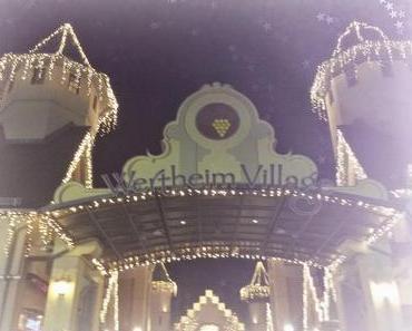 Weihnachtszauber ☆ Wertheim Village Shopping