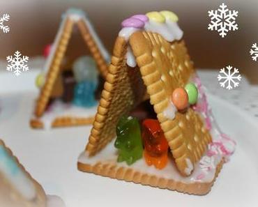 Weihnachtszauber ☆ Knusperhäuschen