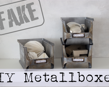 DIY Metallboxen