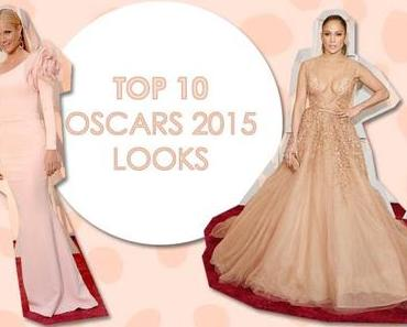 FASHION   Top 10 Oscars 2015 Looks