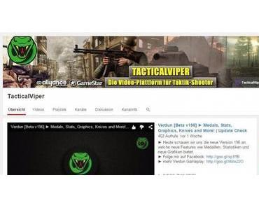 TheDJCooLVipeR (TacticalViper) – Die Schlange mit Bass im Körper