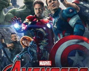 "Cooles neues Poster zu ""Avengers: Age of Ultron"""
