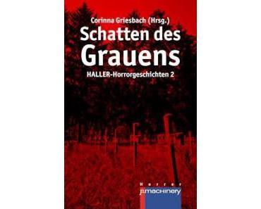 [Rezension] Schatten des Grauens von Corinna Griesbach (Hg.)