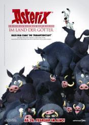 Kinostart: ASTERIX IM LAND DER GÖTTER (2015)