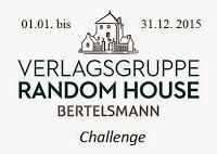 [Random House Challenge 2015] 2. Monat - Lesefortschritt