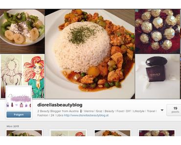 Instagram-Bilder / Mein Februar