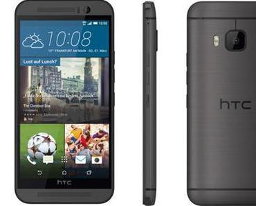 HTC One M9 : Neues HTC Flaggschiff offiziell vorgestellt