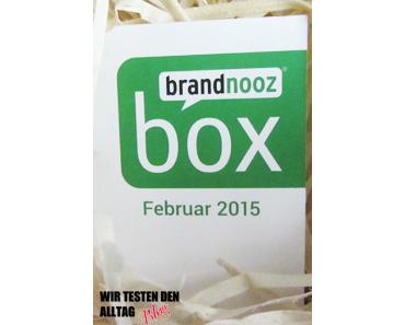 [BRANDNOOZ] Februar 2015 Box