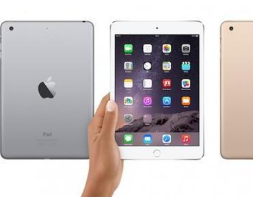 iPad mini 4 mit A8 Prozessor und 802.11ac WLAN?