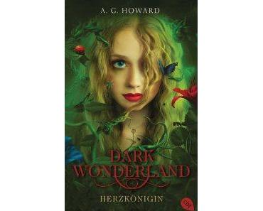 |Rezension|Dark Wonderland von A.G. Howard