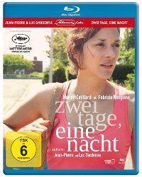 """Blu-ray zu """"Zwei Tage, eine Nacht"""" mit Marion Cottilard"""