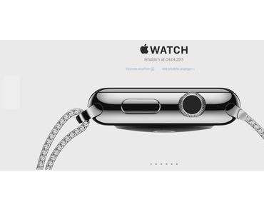 Apple tut, als haben sie die Smartwatch erfunden