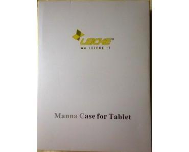 MANNA Leicke Schutzhülle für iPad Air 2
