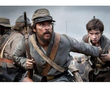 "Erstes Bild von Matthew McConaughey in ""The Free State of Jones"""