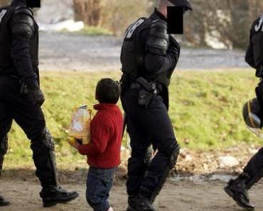 Schuldig bei Verdacht: Frankreich nimmt muslimischen Eltern die Kinder weg.