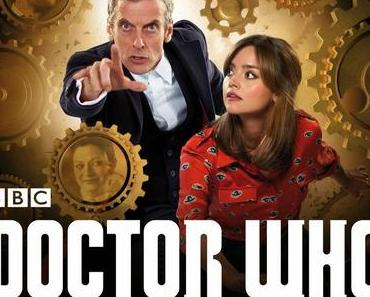 Rezension: Doctor Who - Die komplette Staffel 8 (ab dem 13. März im Handel)