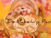 De-Make-Up Pads Waschlappen