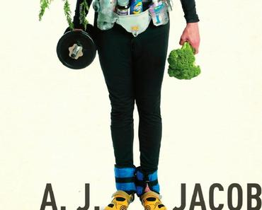[Rezension] Saufit von A.J. Jacobs