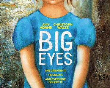 Review: BIG EYES - Ausgebeutete Kunst