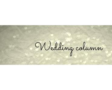 Wedding Column: Save the Date
