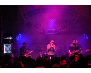 New Sound Festival 2015:  Techno, Gitarren und viel Amore