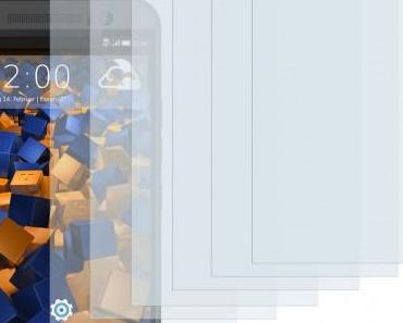 HTC One M9 Schutzfolie von mumbi – Review