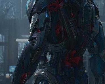 "Marvel veröffentlicht Ultron-Einzelposter zu ""The Avengers: Age of Ultron"""
