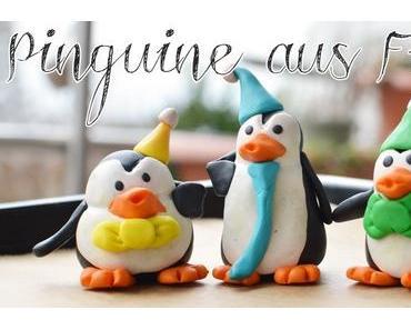 {DIY} Pinguine aus Fimo