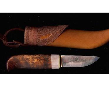 Faszinierend: Das Karesuando Kniven Giron Messer, eben echt Made in Lapland!