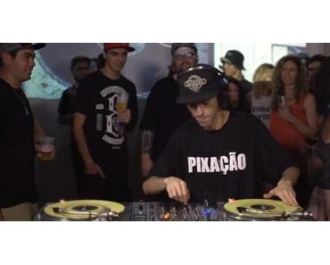 Boiler Room Sao Paulo mit DJ Nuts (Video + Download)