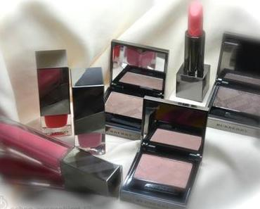 "REVIEW: BURBERRY Spring/Summer 2015 Make-Up  Collection ""The Birds and the Bees"""