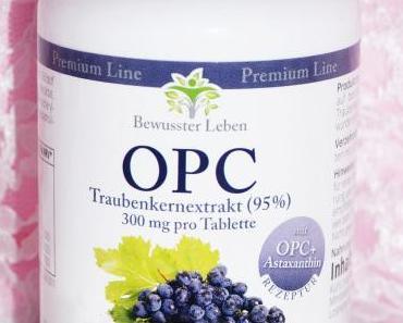 """Biomenta® Premium Line """"OPC Plus Tabletten"""" – Stellen das Gleichgewicht wieder her"""