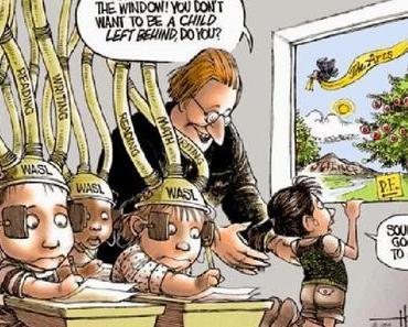 Ist das heutige Bildungssystem für den Arsch? Was machen wir mit den Kindern?