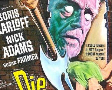 Review: DIE, MONSTER, DIE! - DAS GRAUEN AUF SCHLOSS WITLEY - Öko-Horror aus dem Weltraum
