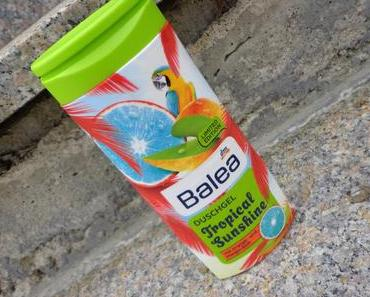 Review Balea Tropical Sunshine Duschgel