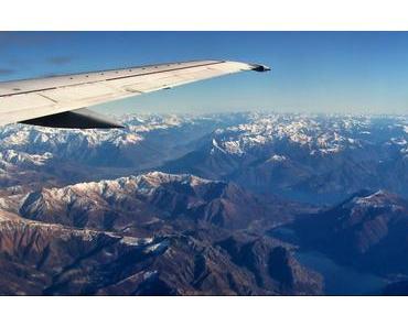 Vom Flughafen Mailand Malpensa an den Comer See