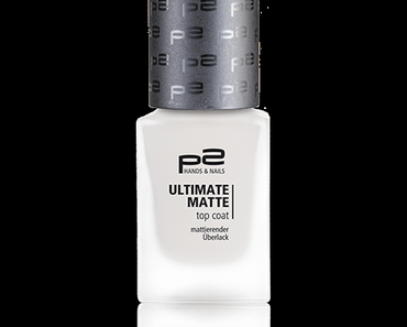 p2 cosmetics Ultimate Matte Top Coat